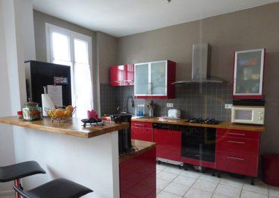 Léa Architecture Décoration Intérieur Bergerac_Agencement & Décoration - CHALON SUR SAONE - Cuisine 1 après