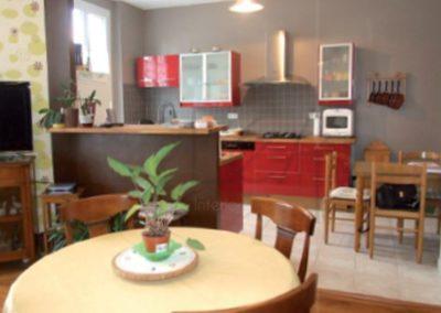 Léa Architecture Décoration Intérieur Bergerac_Agencement & Décoration - CHALON SUR SAONE - Cuisine 3