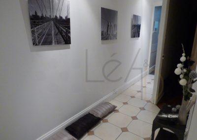 Léa Architecture Décoration Intérieur Bergerac_Agencement & Décoration - CHALON SUR SAONE - Entrée 3 après
