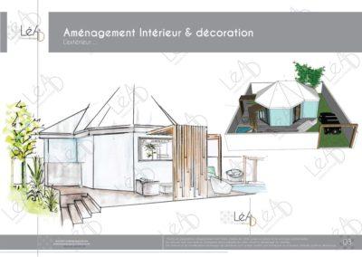 Lea-Interiors-Design-Bergerac_Amenagement-Bungalow-Las-Terrenas-Exterieur