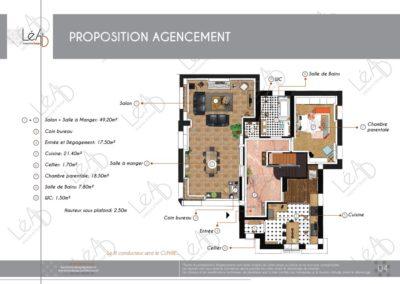 Léa Architecture Décoration Intérieur Bergerac_Coaching Déco - Agencement