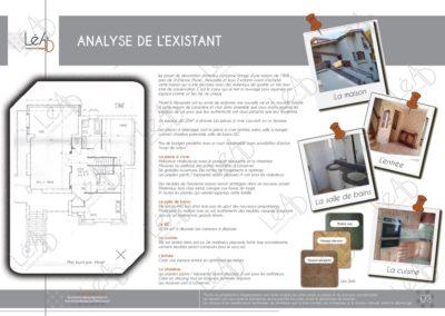 Léa Architecture Décoration Intérieur Bergerac_Coaching Déco - Analyse