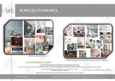 Léa Architecture Décoration Intérieur Bergerac_Coaching Déco - Planche Ambiance