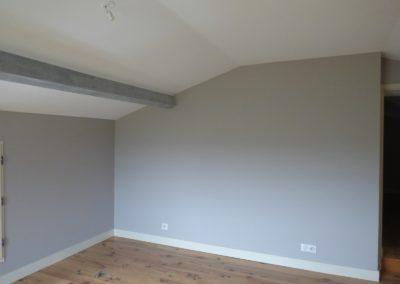 Léa Architecture Décoration Intérieur Bergerac_Espaces professionnels - Chambres hôtes - Chambre 3 avant