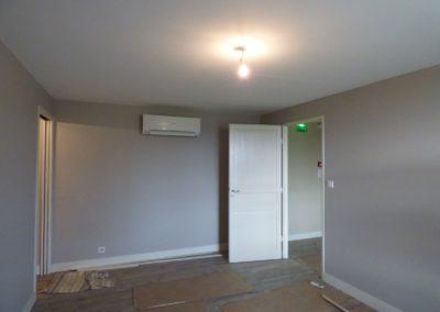 Léa Architecture Décoration Intérieur Bergerac_Espaces professionnels - Chambres hôtes - Chambre 4 avant 2
