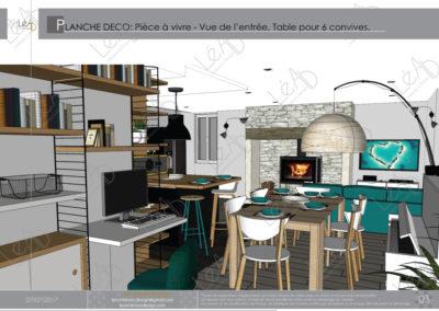 Léa Architecture Décoration Intérieur Bergerac_Coaching Déco - Planche Déco - Pièce à vivre 2