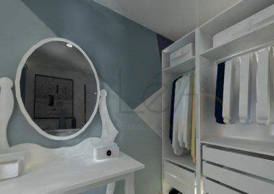 Lea-Interiors-Design-Bergerac_Amenagement-&-Decoration-interieur-3D-Dressing-blanc-bleu-acier-graphique-1