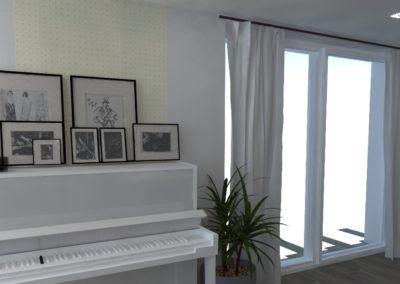 Lea-Interiors-Design-Bergerac_Amenagement-&-Decoration-interieur-3D-Entree-piano-blanc-bleu-canard