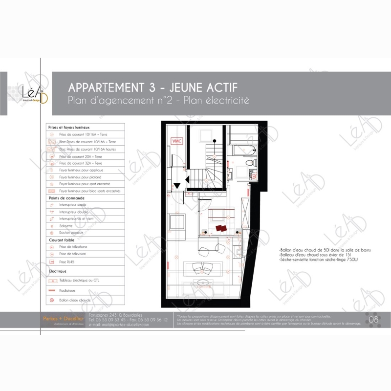 Lea-Interiors-Design-Bergerac_Agencement-studio-pour-location-Extrait-book-plan-eclairage