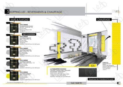 Lea-Interiors-Design-Bergerac_Amenagement-&-Decoration-Interieur-Appart-tout-en-longueur-Chambre-ado-noir-jaune-gris-Shopping-list-1