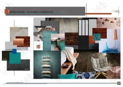 Lea-Interiors-Design-Bergerac_Amenagement-&-Decoration-Interieur-Appart-tout-en-longueur-Extrait-book-Chambre-parentale-Inspirations-cuivre-turquoise