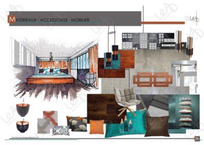 Lea-Interiors-Design-Bergerac_Amenagement-&-Decoration-Interieur-Appart-tout-en-longueur-Extrait-book-Chambre-parentale-Materiaux-Accessoires-Mobilier