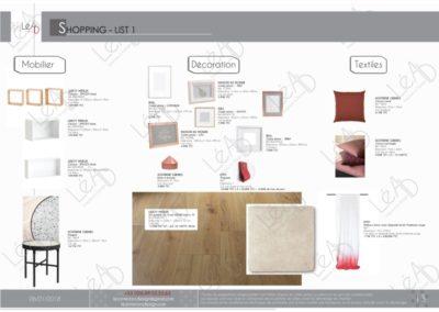 Lea-Interiors-Design-Bergerac_Realisations-Ambiance-rose-poudre-Extrait-book-Shopping-list-