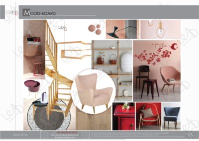 Lea-Interiors-Design-Bergerac_Realisations-Ambiance-rose-poudre-Extrait-book-planche-ambiance