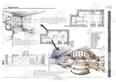 Lea-Interiors-Design-Bergerac_Espaces-professionnels-Boutique-BIO-Agencement