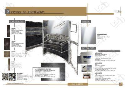 Lea-Interiors-Design-Bergerac_Amenagement-&-Decoration-Interieur-Appart-tout-en-longueur-SDB-Shopping-list-Sophistiquee-Noir-or-2