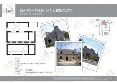 Lea-Interiors-Design-Bergerac_Amenagement une maison de famille en Bretagne - Situation