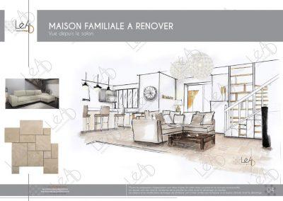 Lea-Interiors-Design-Bergerac_Amenagement-maison-famille-Bretagne-Vue salon