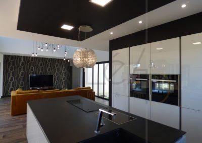 Lea-Architecture-Decoration-Interieur-Bergerac_Cuisine - Black & White