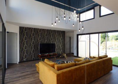 Lea-Architecture-Decoration-Interieur-Bergerac_Salon - papier peint montecolino