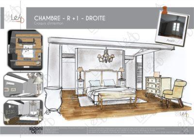 Lea-Interiors-Design-Bergerac_Espaces-professionnels-Chambre-hote-croquis-Extrait-Book