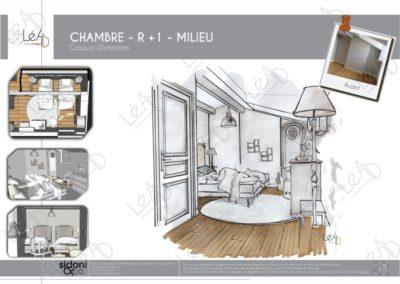 Lea-Interiors-Design-Bergerac_Espaces-professionnels-Chambre-hote-croquis-Extrait-Book-2