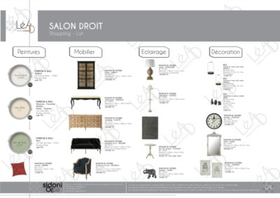Lea-Interiors-Design-Bergerac_Espaces-professionnels-Chambre-hote-croquis-Extrait-Book-Shopping-list-7