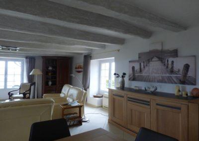 Léa Architecture Décoration Intérieur Bergerac_Agencement & Décoration - Rendez-vous Conseil - Colorisation - Salon - 3