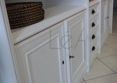 Lea-Interiors-Design-Bergerac_Decoration-Interieur-Style-Industriel-marin_Salle-a-manger-Relooking-Living-Blanc-noir-peinture-carrosserie-2