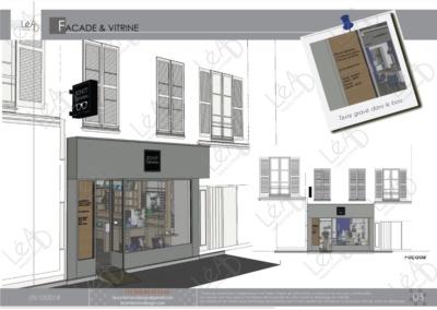 Lea-Interiors-Design-Bergerac_Espaces-Professionnels_Boutique-Optique-Vitrine-3D-1