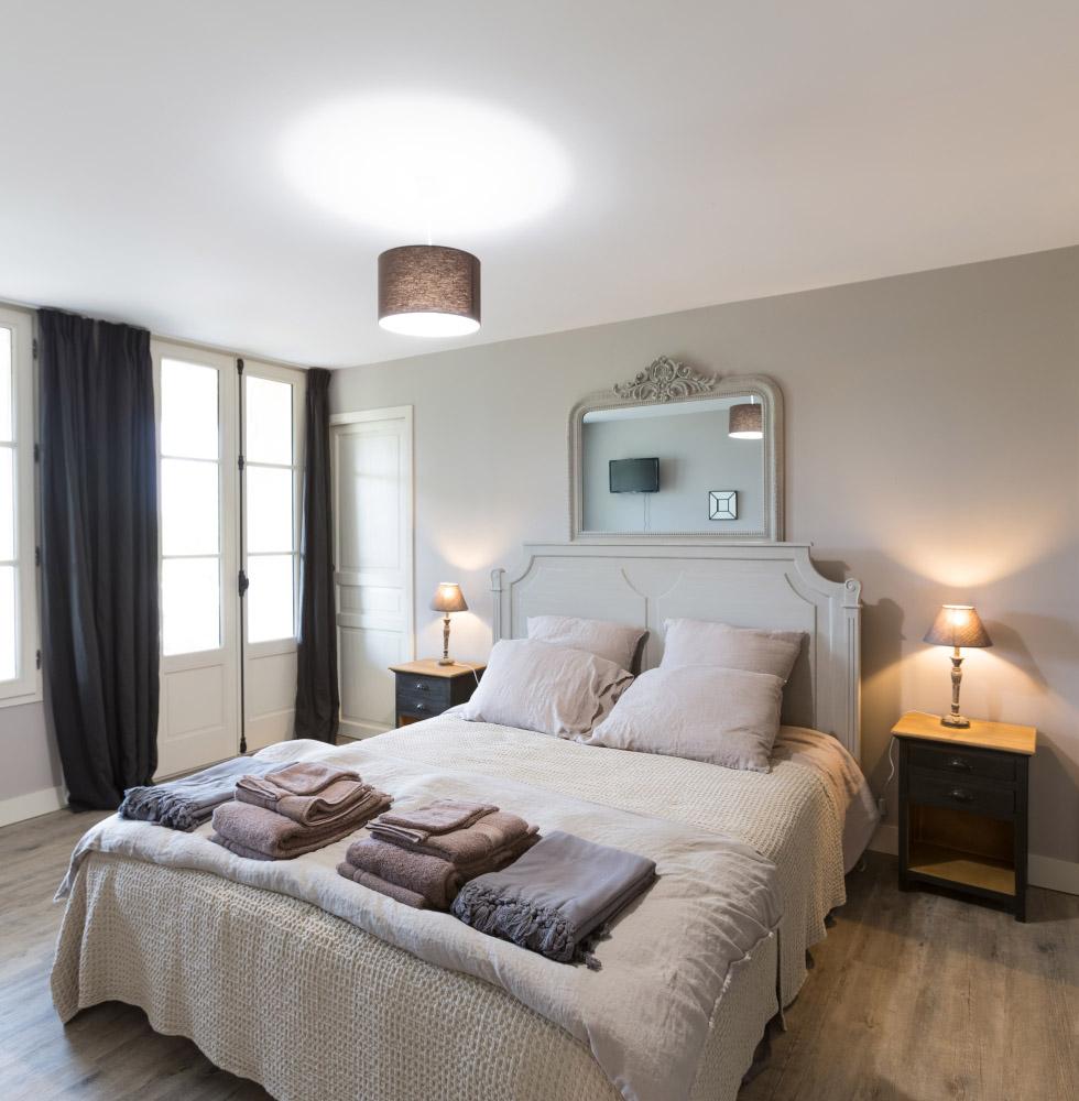 Home Staging Chambre Adulte aménagement d'intérieur - léa interiors design, décoration d